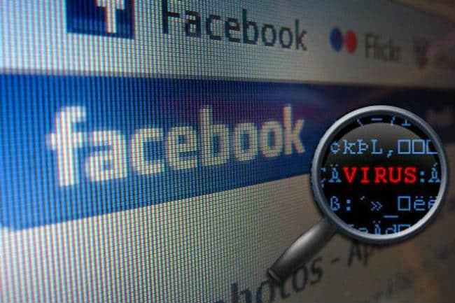 Ransomware via Facebook, beware!