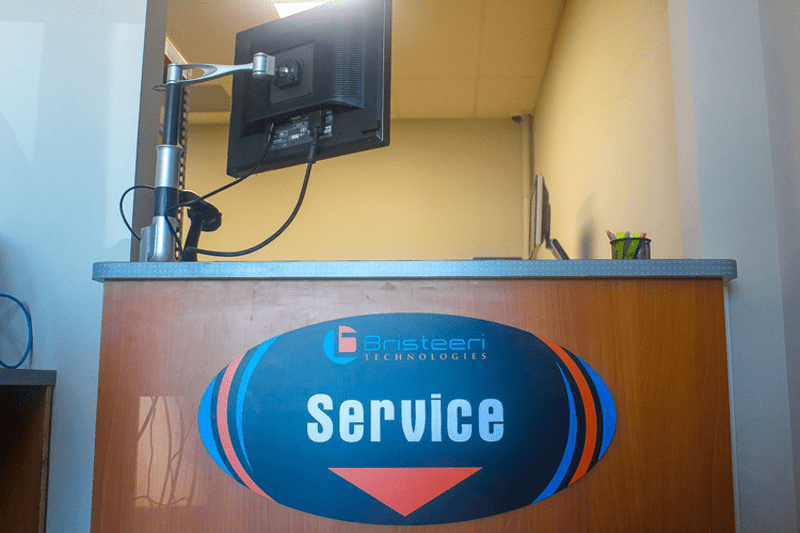 Bristeeri Tech's IT Service Desk