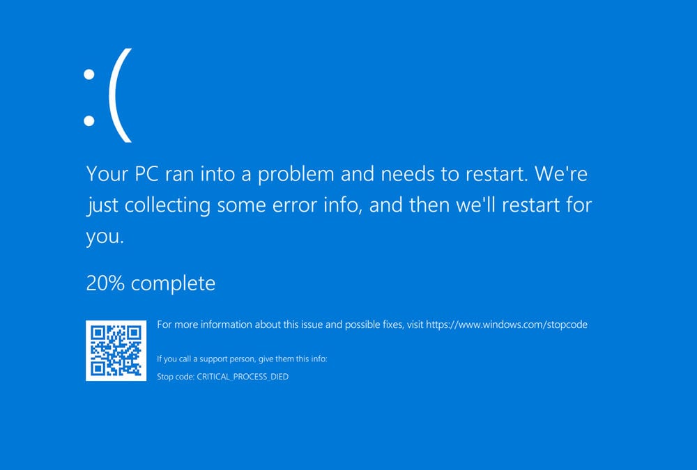 Why Does My Computer Blue Screen?