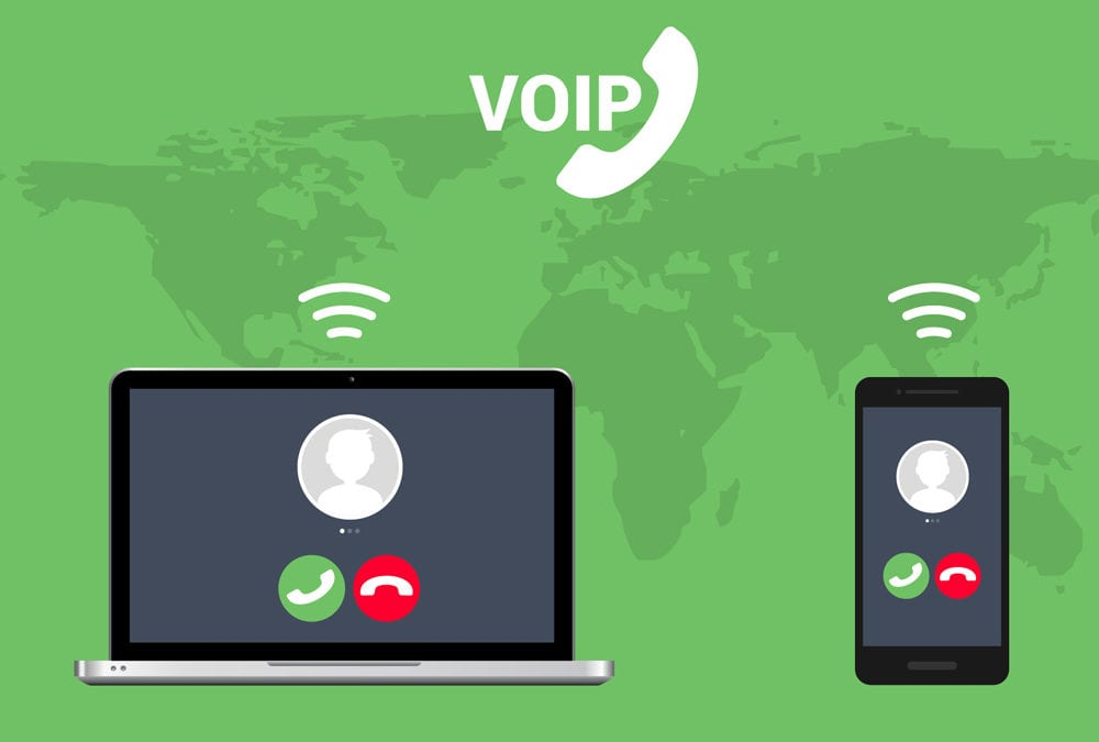 What is Hosted VoIP?