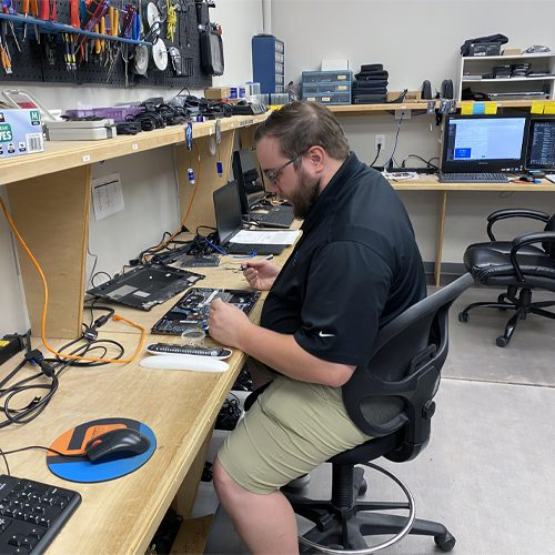 Local computer repairs near Columbia SC